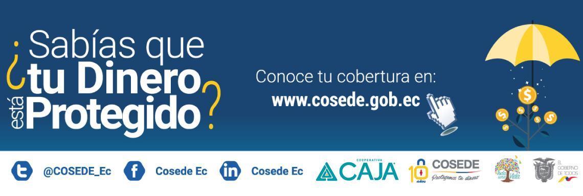 Banner Cosede