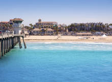 Retire in Huntington Beach