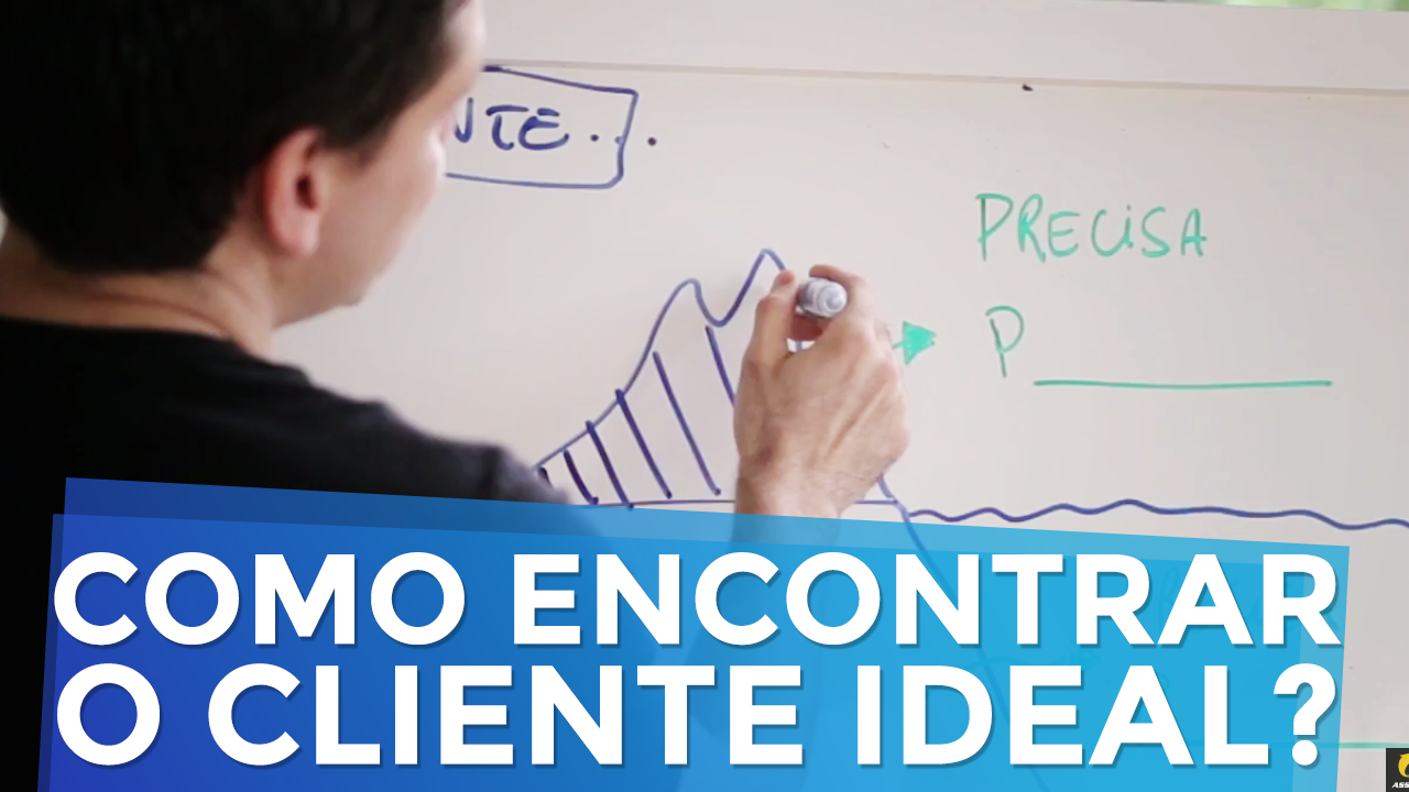 Como Encontrar o Seu Cliente Ideal
