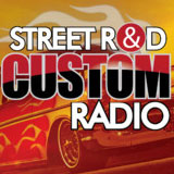 Street Rod & Custom Radio Artwork