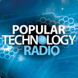 Popular Technology Radio Artwork