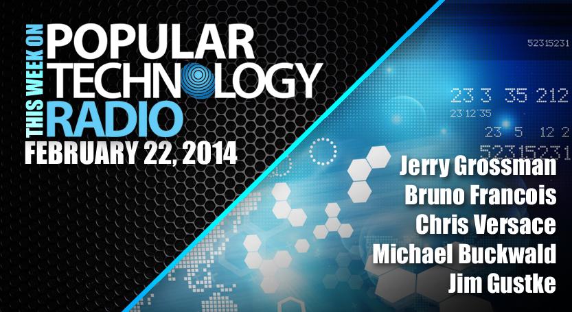 Pop Tech Radio: February 22, 2014 - Blog   ERNLive com