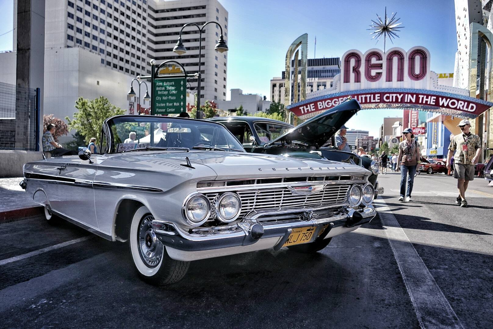 Hot August Nights News ERNLivecom - Hot august nights car show reno nevada