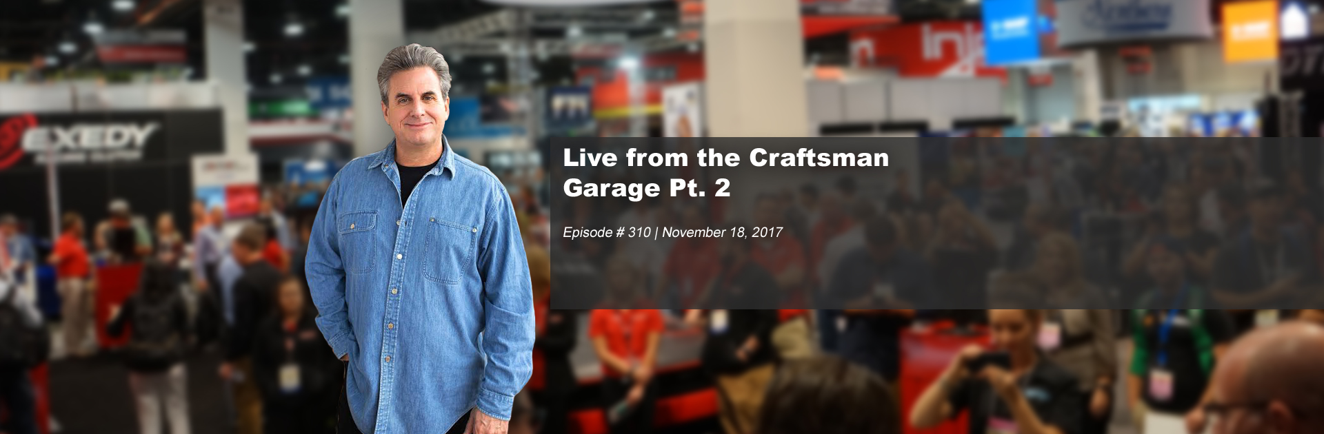 Live From The Craftsman Garage At The 2017 Sema Show Pt 2 310