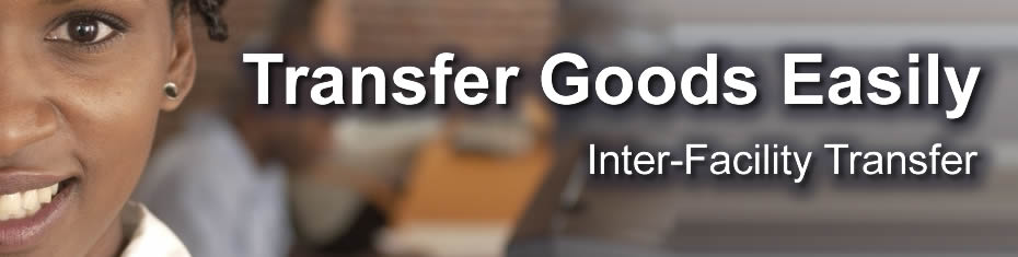 Inter-Facility Transfer in ERP SAAS
