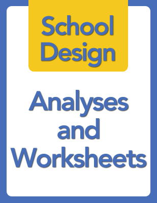 Analyses and Worksheets thumb: School Design