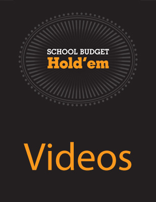 School Budget Hold'em videos