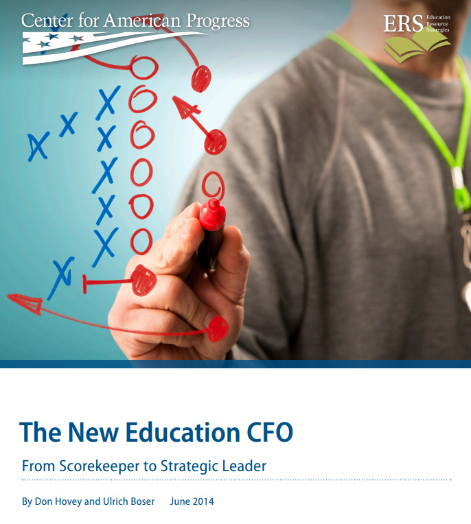 The New Education CFO