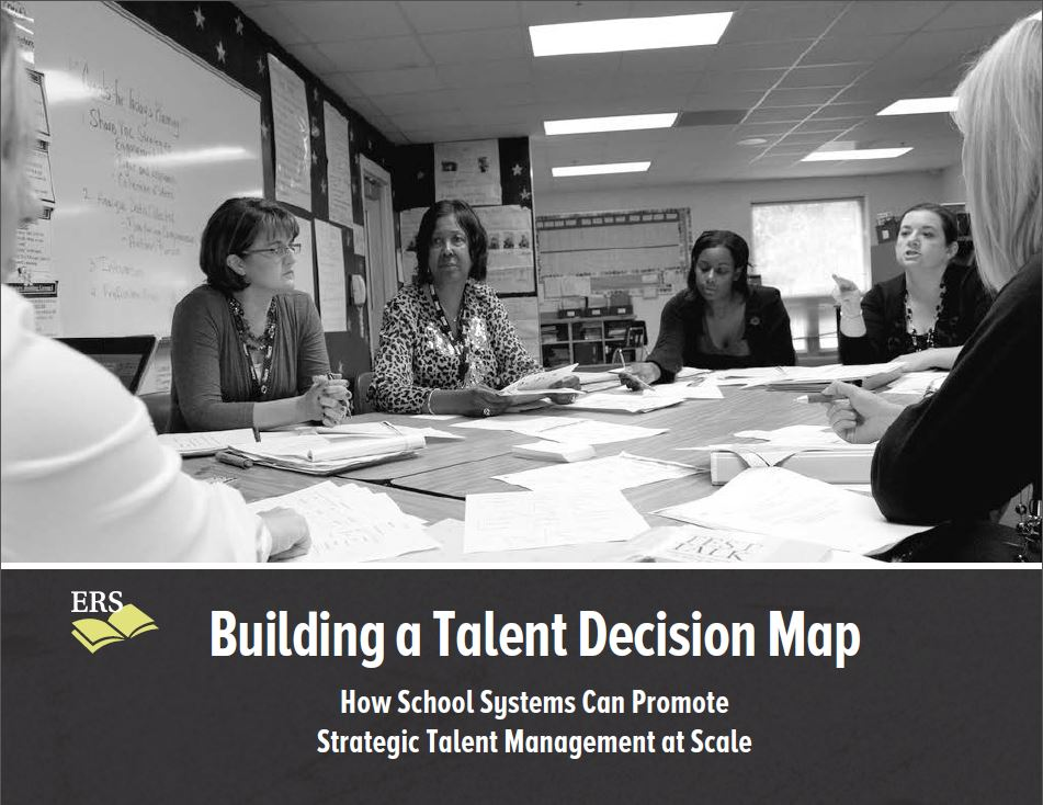 Building a Talent Decision Map Cover Image