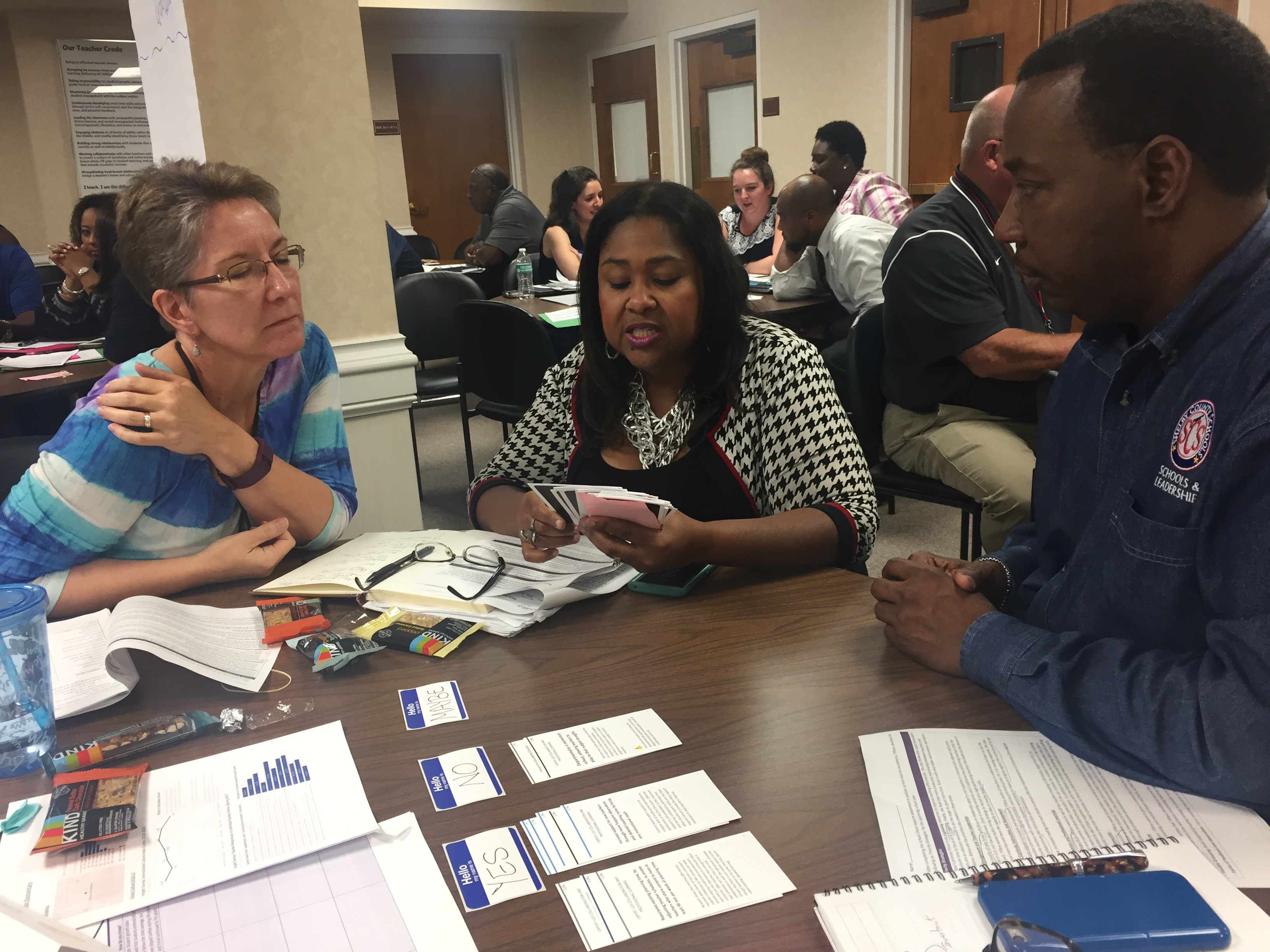 Budget Hold'em for Schools Helps Memphis Principals Redesign their Budgets