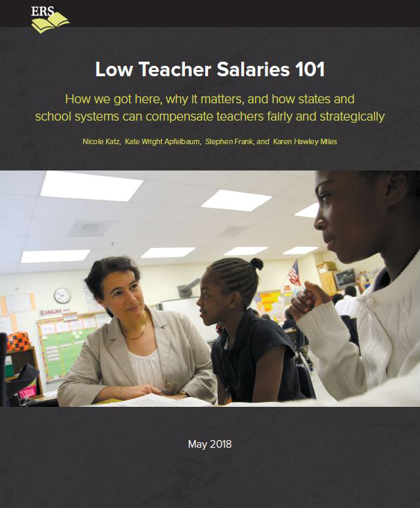 Low Teacher Salaries 101