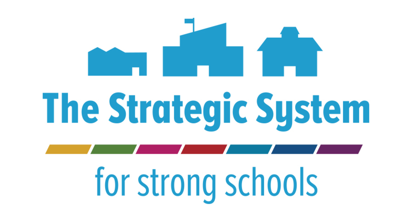 Strategic system logo