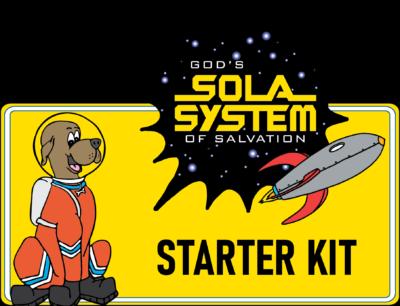 Starter Kit Image (sola system)