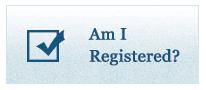 Am I Registered
