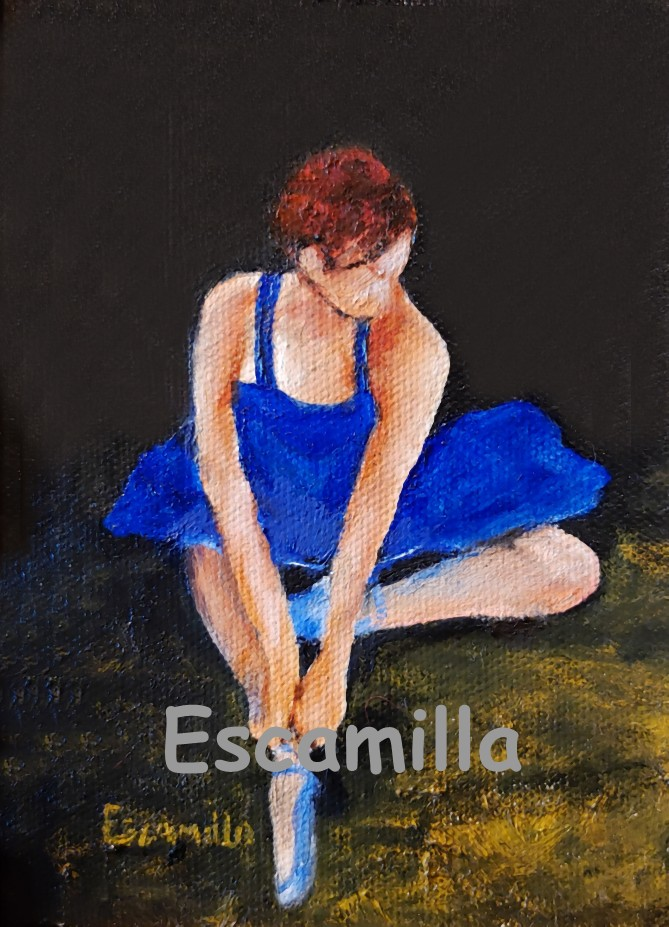 Ballerina_tying_shoe_ultramarine_blue_fb_adj
