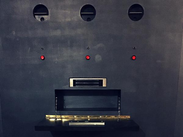 Escape game coffre