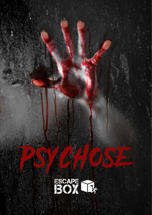 Escape box   psychose