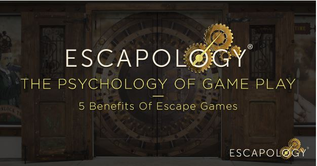 Escapology San Diego prevents the benefits of playing escape games