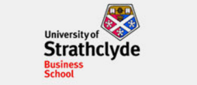 University of Strathclyde Business School logo