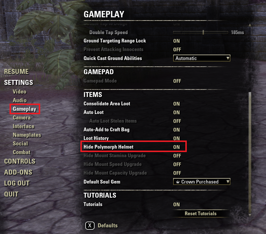 Support | The Elder Scrolls Online