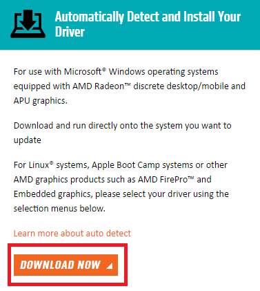 free download amd graphic card for windows 7 ultimate
