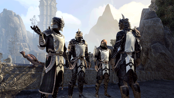 how to create a guild in elder scrolls online
