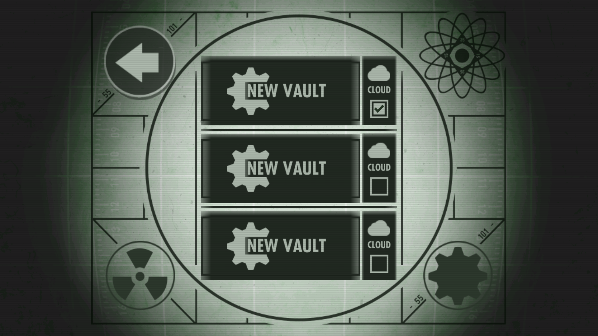 Bethesda support for Cloud vault app