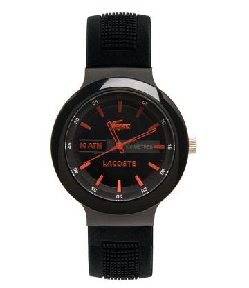 LACOSTE Borneo Black and Red LC2010660 Usando TODO35► $2596,75