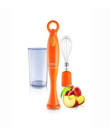 Licuadora de Mano Naranja