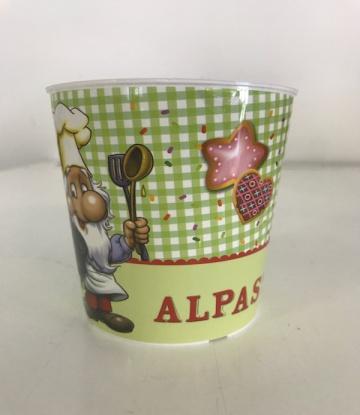 Vaso Alpastel  Usando SALE50 $10