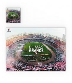 Individual + Posavasos River Plate - Usando SALE50 $ 42