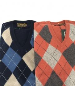 """Sweater de Rombos ►Usando """"TODO40"""" ► $1077"""