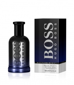Boss Bottled Night Eau de Toilette 100 ml.