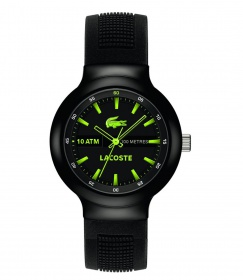 LACOSTE Borneo Black and Green LC2010656 Usando TODO35► $2596,75