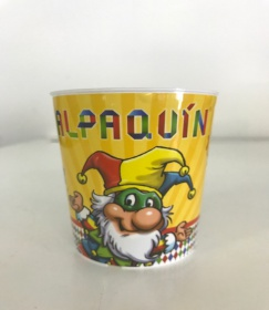 Vaso Alpaquín  Usando SALE50 $10
