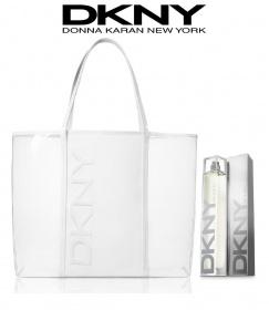Perfume DKNY 100ML + Regalo Bolso DKNY cristal y plata
