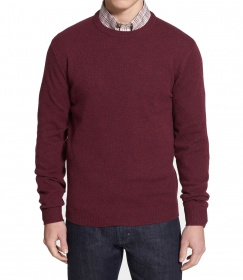 "Crew neck New Fine Wool Finitos ►Usando ""TODO40"" ► $948"