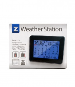 Weather Station usando SALE50 $638
