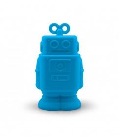 Lapicero Rob the Bot Celeste 17cm alto - Usando SALE50 $ 135