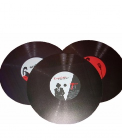 Individual Disco de vinilo  - Usando SALE50 $ 40