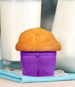 Molde para muffins pantaloncitos - Usando SALE50 $ 90