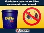 Difly S3 1kg sem Carrapato, sem Mosca do Chifre e sem Manejo c/ Frete Grátis de R$ 195,50 por apenas R$ 124,90.