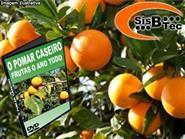 DVD O Pomar Caseiro - Frutas o Ano Todo de R$ 129,00 por apenas R$ 48,00.