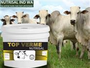Vermífugo de Cocho e Mineralizante!!! TOP Verme Nutrisal balde de 1kg + Frete Grátis de R$ 129,00 por apenas R$ 89,00.