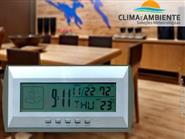 Estação Meteorológica Digital de Mesa + Frete Grátis de R$ 90,00 por apenas R$ 63,00.