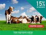 Promoção Especial!!! Cupom de 15% de Desconto em Todo o Site www.lojaagropecuaria.com.br por apenas R$ 9,90.