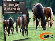DVD Nutrição e Manejo Alimentar de Cavalos de R$ 139,00 por apenas R$ 49,90.