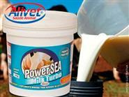 Aumente a Produção e a Proteína do Leite com Power Sea Milk Turbo! Balde de 4kg + Frete Grátis de R$ 188,00 por 150,00!