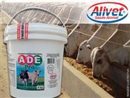 ADE – Núcleo Aditivado c/Pré e Probióticos! Super Vitamínico p/Bovinos! Balde de 5kg + Frete Grátis de R$ 135,00 por R$ 114,75.