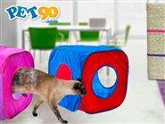 Kubo Tubline para Gatos + Frete Grátis de R$ 79,90 por apenas R$ 59,90.